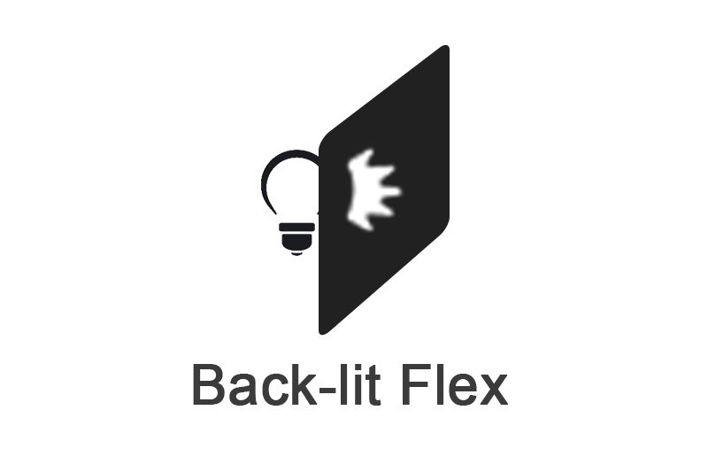 Backlit Flex Banner