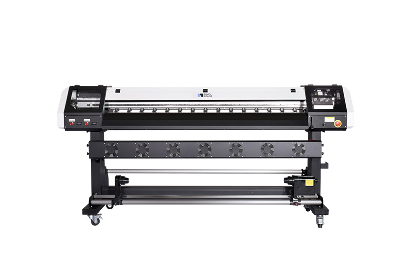 Eco Solvent Printer 6-color models ES-640C (1.6m)