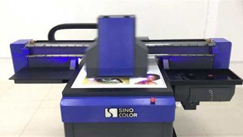 The Most Cost-Effective UV Flatbed Printer A1 Size SinoColor FB-0906
