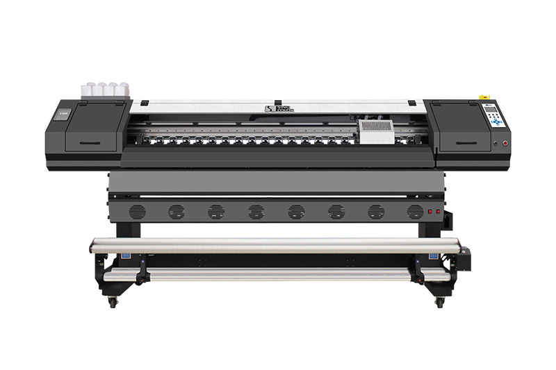 Eco Solvent Printer 74-inch / 1.8 meter Flagship Model Storm SJ-740C