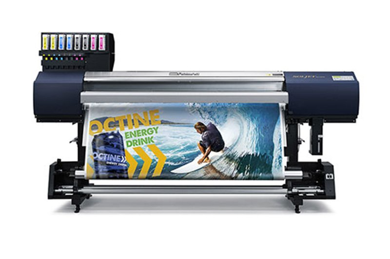 Large-Format Inkjet Printer SOLJET EJ-640