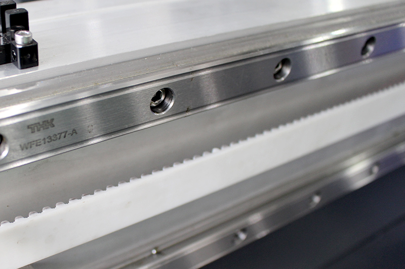 FB-2030R Dual Linear Guide Rail
