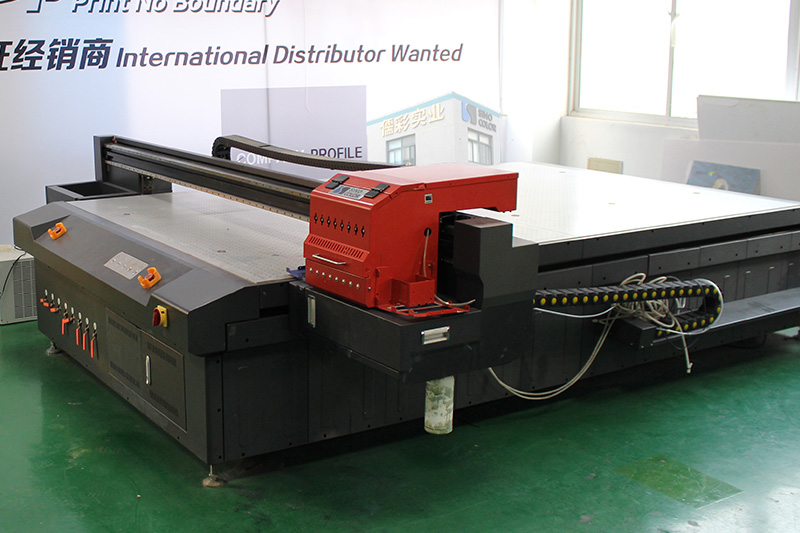 Large-Format UV Flatbed Printer FB-2030R