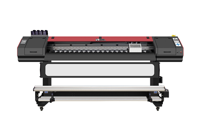 Large-Format UV Roll to Roll Printer UV-740C