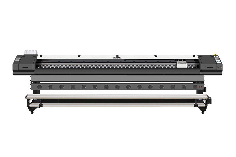 Super Wide Eco Solvent Printer 126-inch / 3.2 meter Storm SJ-1260