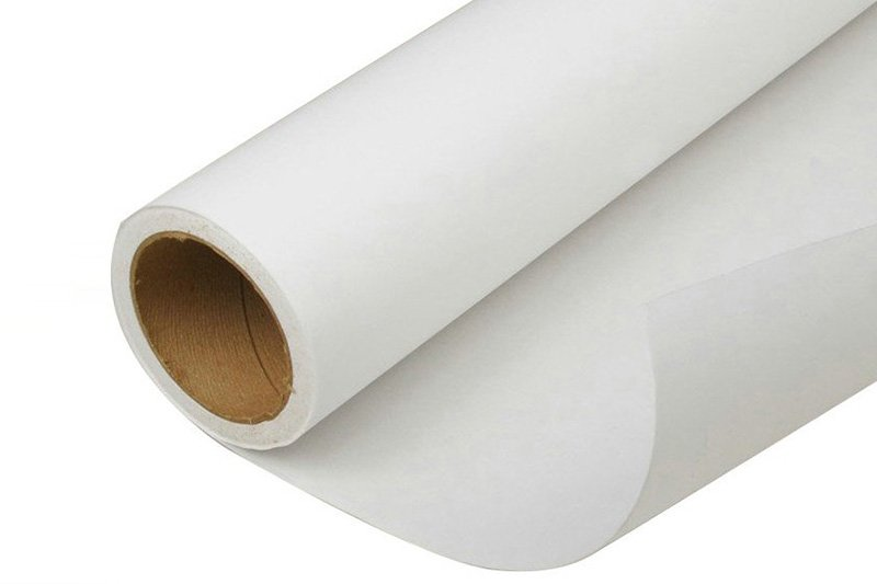 "Polyester printing for 100gsm 36"" adhesive/sticky sublimation transfer paper"