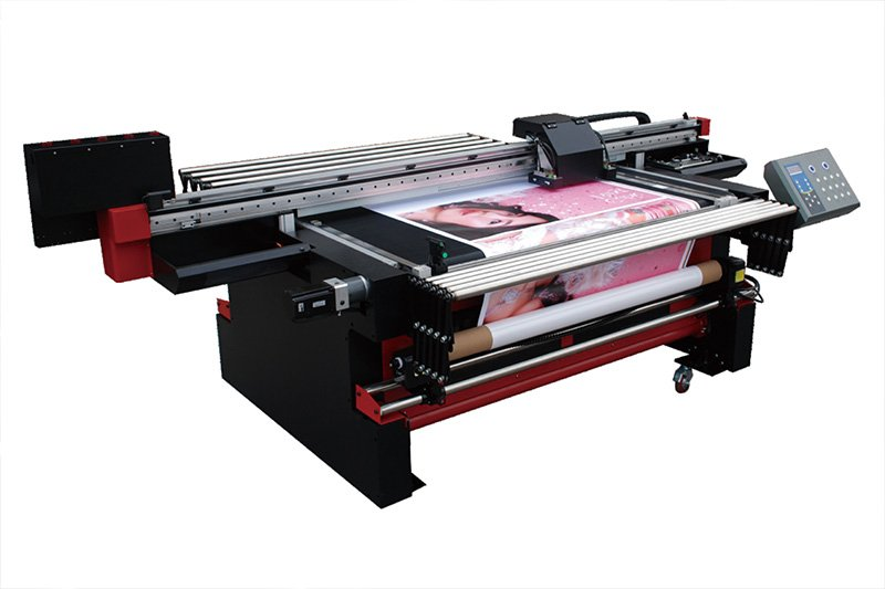 Large-Format UV Hybrid Printer HUV-1600 Hybrid